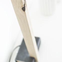 tafellamp minimalistisch en industrieel