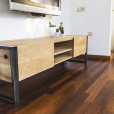 houten tv meubel