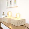 houten lamp stoer