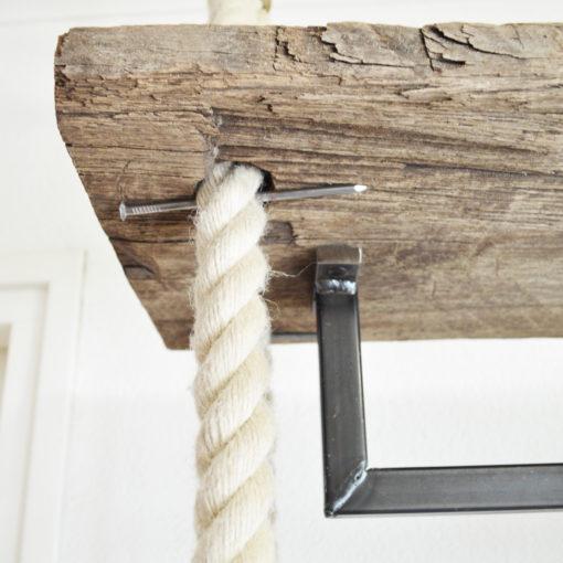 houten kapstok